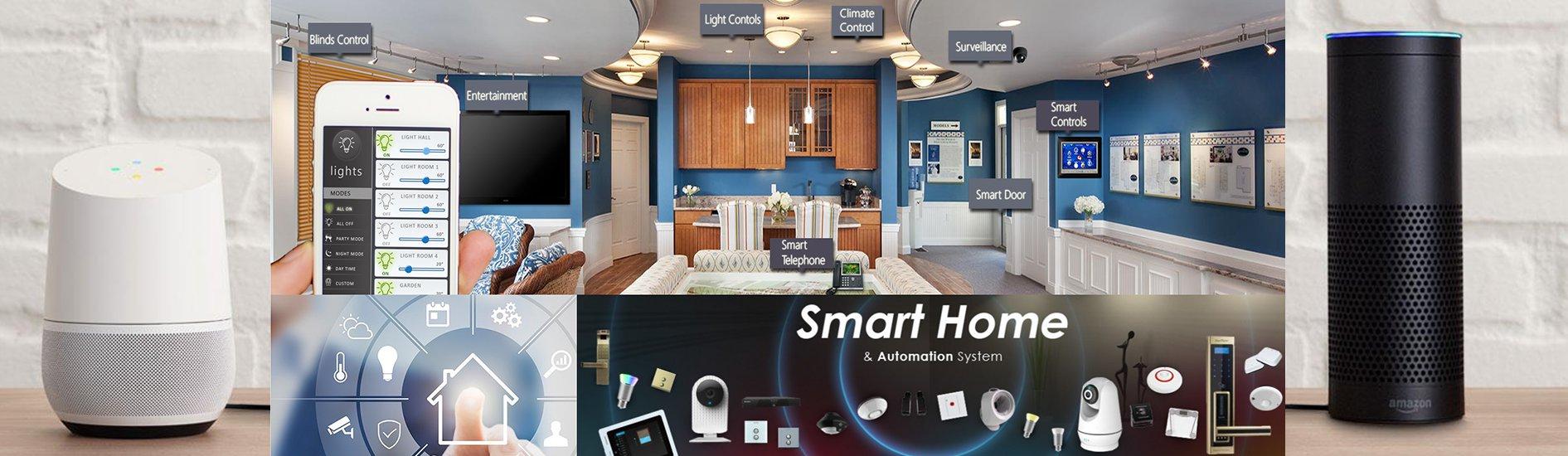 Thiet bị nhà thông minh smart home devices IoT devices