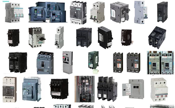 Thiết bị đóng cắt điện Circuit breakers CB