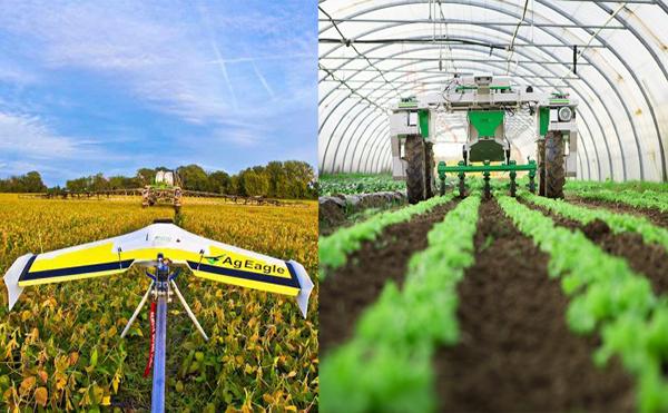 9 loại Robot nông nghiệp mà bất kỳ bác nông dân nào cũng ao ước
