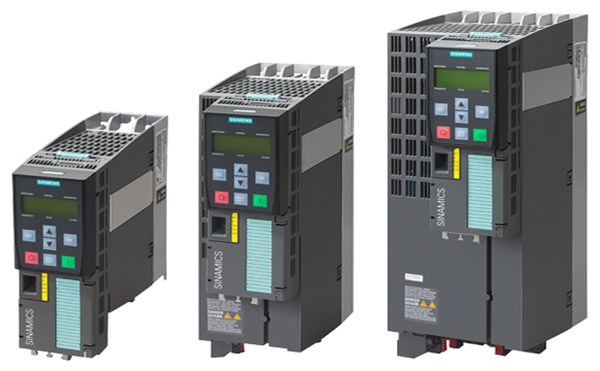 Biến tần Siemens SINAMICS G120 standard converters
