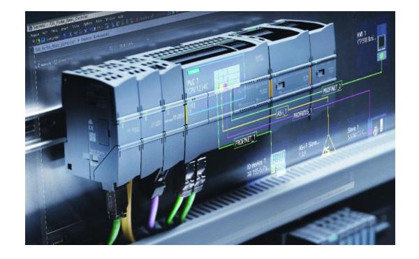 Bộ lập trình PLC Siemens S7-1200 Controller CPU 1212C