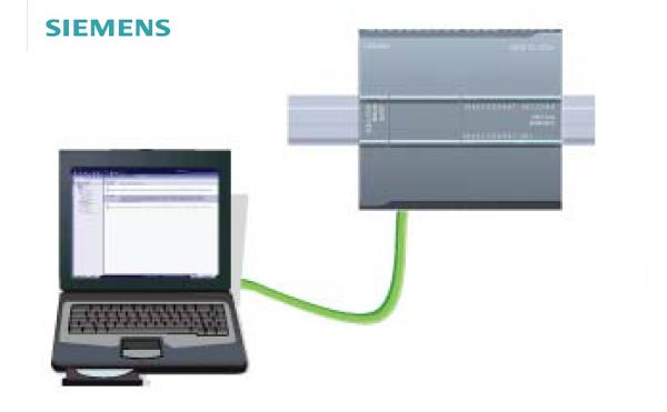 Bộ lập trình PLC Siemens S7-1200 Controller CPU 1214C
