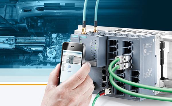 Bộ lập trình PLC Siemens S7-1200 Controller CPU 1217C
