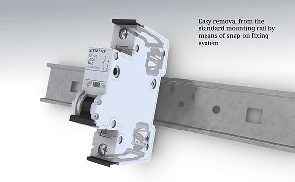 Video chi tiết về sản phẩm CB tép MCB Siemens 5SY