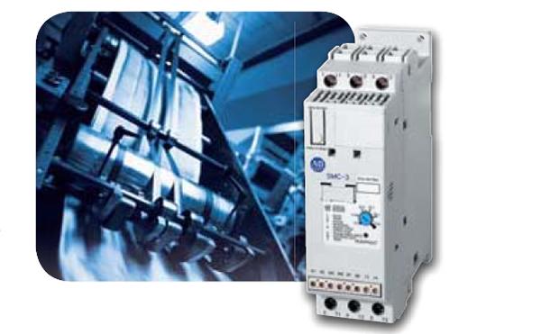 Cơ chế vận hành dòng Khởi động mềm Smart Motor Controllers SMC-3™ Allen-Brandley