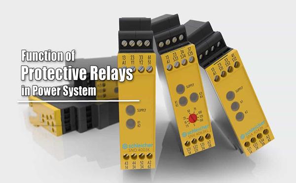 Rơ le bảo vệ (Protective relay) là gì? Nguyên lý hoạt động, phân loại, ứng dụng