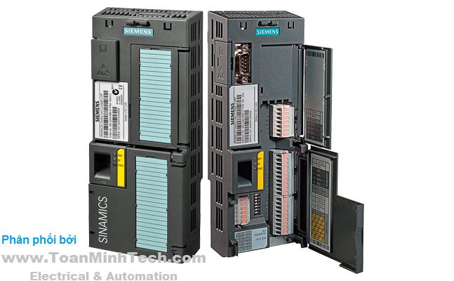 Thông tin chi tiết nhất về Biến tần SINAMICS G120 Built-in Units > Control Units của SIEMENS