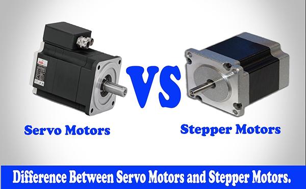 Video hay về Sự khác nhau giữa Động cơ servo (Servo motor) và Động cơ bước (Stepper motor)