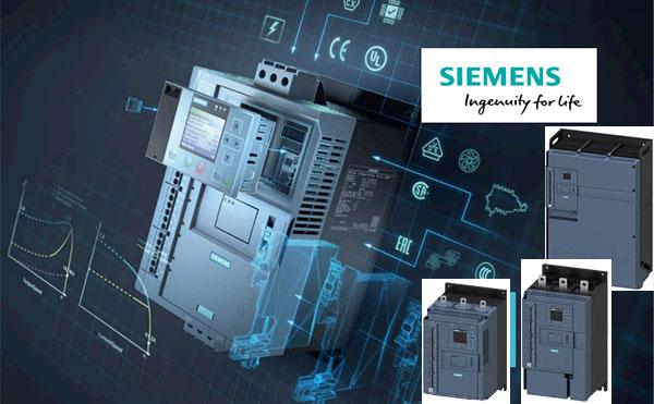Thông số kỹ thuật của dòng Khởi động mềm Simens 3RW55 soft starters