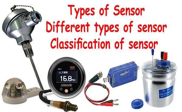 Video rất hay: Các loại cảm biến │Các loại cảm biến khác nhau │Phân loại cảm biến