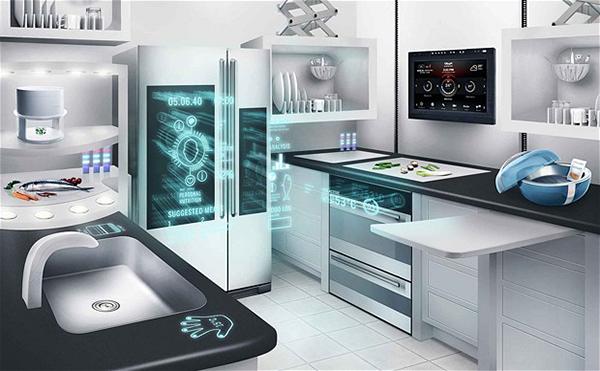 Để xâm nhập vào nhà, Công nghệ nhà thông minh đang cố gắng hiện diện trong nhà bếp của bạn