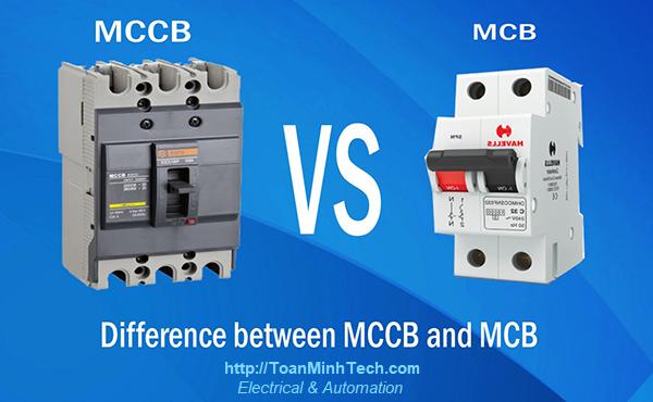 Video: Phân biệt giữa MCB và MCCB theo tiêu chuẩn IEC Standards (IEC 60898-1 IEC 60947-2)