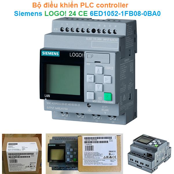 Bộ điều khiển PLC controller - Siemens - LOGO! 230 RCE 6ED1052-1FB08-0BA0
