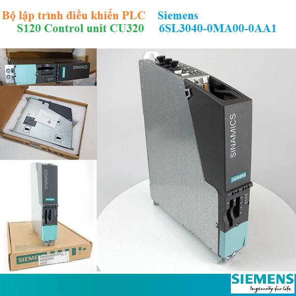 Bộ lập trình điều khiển PLC - Siemens - S120 CONTROL UNIT CU320 - 6SL3040-0MA00-0AA1