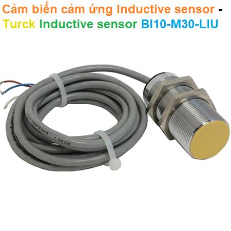 Cảm biến cảm ứng Inductive sensor - Turck - Inductive sensor BI10-M30-LIU