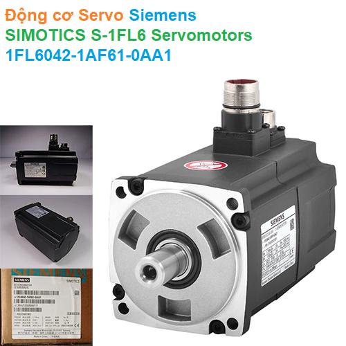 Động cơ Servo Siemens - SIMOTICS S-1FL6 Servomotors - 1FL6042-1AF61-0AA1