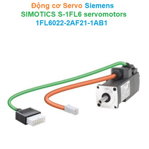 Động cơ Servo Siemens - SIMOTICS S-1FL6 servomotors - 1FL60222AF211AB1
