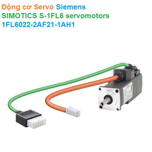 Động cơ Servo Siemens - SIMOTICS S-1FL6 servomotors - 1FL60222AF211AH1