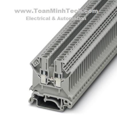 Cầu đấu nối điện 16mm2 Feed-through terminal block - Phoenix Contact - UK 16 N