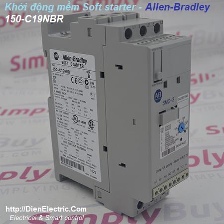 Khởi động mềm Soft starter - Allen-Bradley - 150-C19NBR