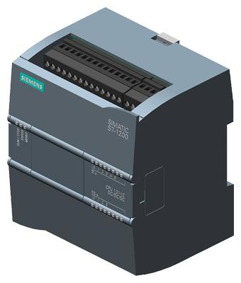 01 Bộ lập trình điều khiển PLC - Siemens - SIMATIC S7-1200, CPU 1211C 6ES7211-1AE40-0XB0