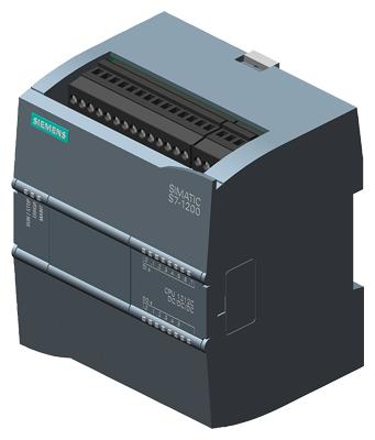 01 Bộ lập trình điều khiển PLC - Siemens - SIMATIC S7-1200, CPU 1212C 6ES7212-1AE40-0XB0