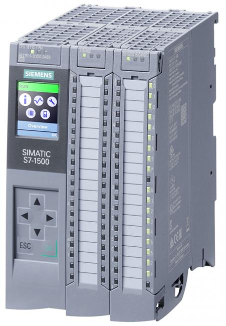 01 Bộ lập trình điều khiển PLC - Siemens - SIMATIC S7-1500 Compact CPU CPU 1511C-1PN 6ES7511-1CK01-0AB0