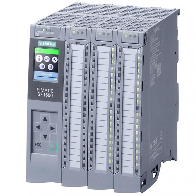 01 Bộ lập trình điều khiển PLC - Siemens - SIMATIC S7-1500, CPU 1512C-1 PN 6ES7512-1CK01-0AB0