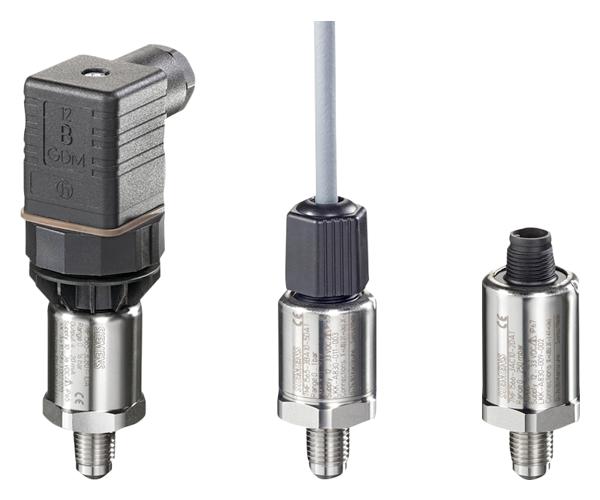 Cảm biến áp suất Pressure sensor 0-10 bar 4-20mA - Siemens - 7MF1565-3CA00-1AA1