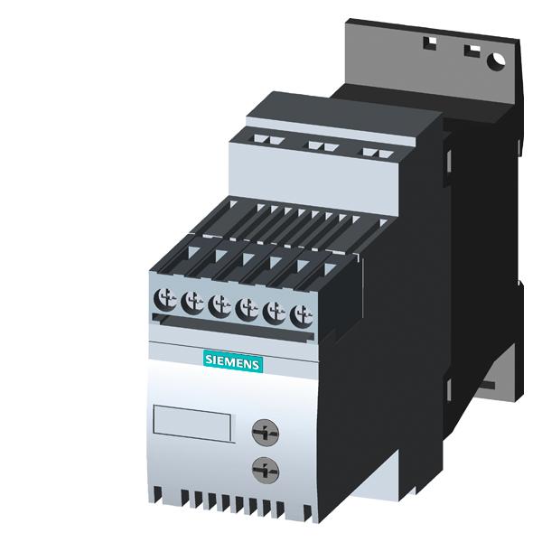 01 Khởi động mềm Soft starter 12.5A 5.5kW 400V 24VAC/DC - Siemens - 3RW3017-1BB04