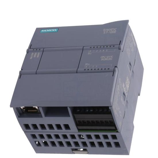 03 Bộ lập trình điều khiển PLC - Siemens - SIMATIC S7-1200, CPU 1211C 6ES7211-1BE40-0XB0