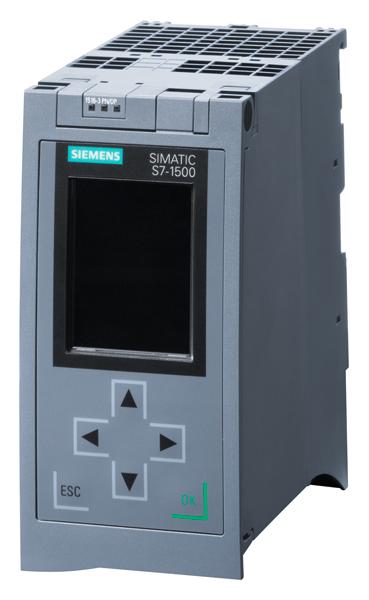 02 Bộ lập trình điều khiển PLC - Siemens - SIMATIC S7-1500, CPU 1516-3 PN/DP 6ES7516-3AN01-0AB0