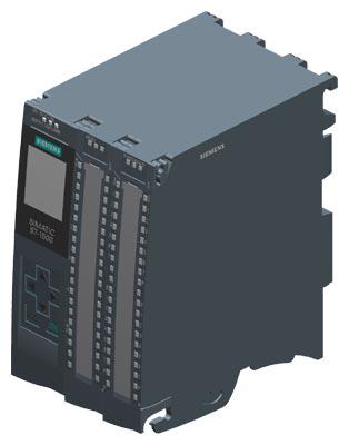 04 Bộ lập trình điều khiển PLC - Siemens - SIMATIC S7-1500 Compact CPU CPU 1511C-1PN 6ES7511-1CK01-0AB0