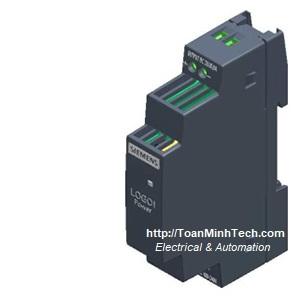 Bộ nguồn 24vDC 0.6A 1P 100-240vAC - Siemens -  LOGO!POWER 24 V / 0.6 A - 6EP3330-6SB00-0AY0