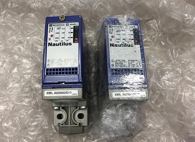 02 Cảm biến áp suất cơ-điện cho mạch điều khiển - Schneider - OsiSense XM XMLA020A2S11