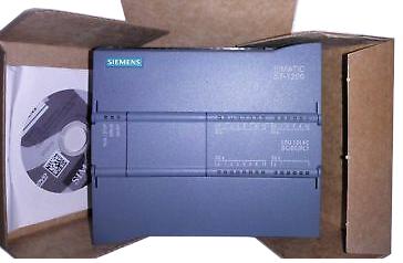 01 Bộ lập trình điều khiển PLC - Siemens - SIMATIC S7-1200, CPU 1211C 6ES7211-1BE40-0XB0