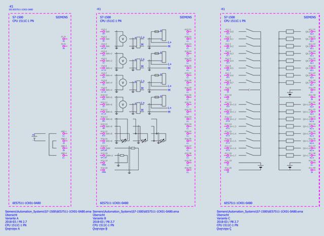 03 Bộ lập trình điều khiển PLC - Siemens - SIMATIC S7-1500 Compact CPU CPU 1511C-1PN 6ES7511-1CK01-0AB0