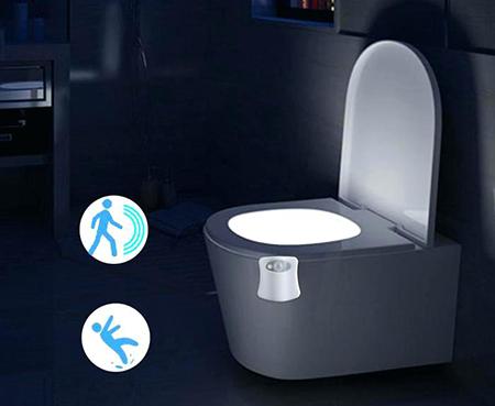 Cảm biến chuyển động tự động tăng-giảm độ sáng đèn Automatic dimming motion sensor - Merrytek - MC003V/R điều khiển đèn washroom