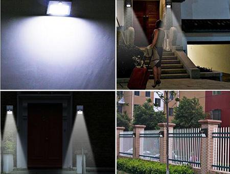 Cảm biến chuyển động tự động tăng-giảm độ sáng đèn Automatic dimming motion sensor - Merrytek - MC003V/R điều khiển đèn Balcony