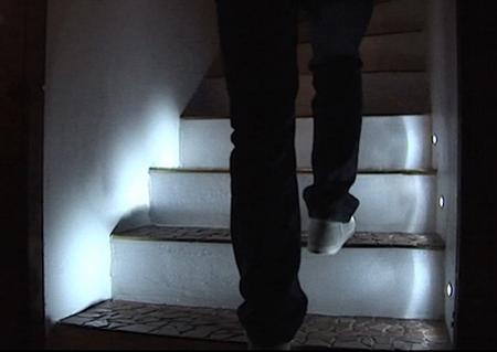 Cảm biến chuyển động tự động tăng-giảm độ sáng đèn Automatic dimming motion sensor - Merrytek - MC003V/R dùng cầu thang ban đêm