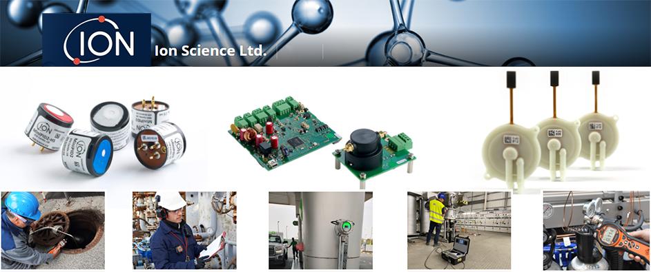 ION Science Portable Gas Detectors, ION Science Personal Gas Detectors, ION Science Fixed Gas Detectors, ION Science Semi-Portable Gas Detectors, ION Science Calibration