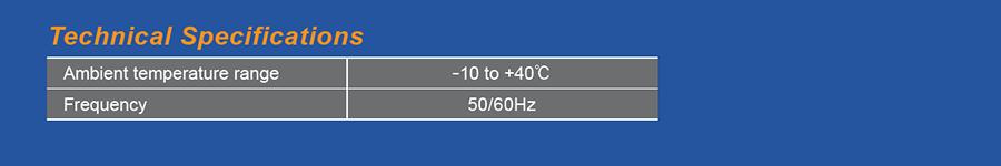 Thông số kỹ thuậtMCB BHW-T10 3P
